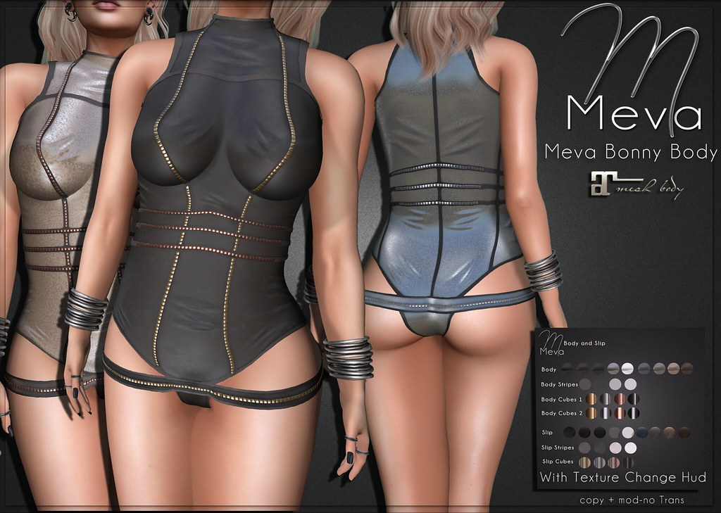 Meva Bonny Body Vendor - TeleportHub.com Live!