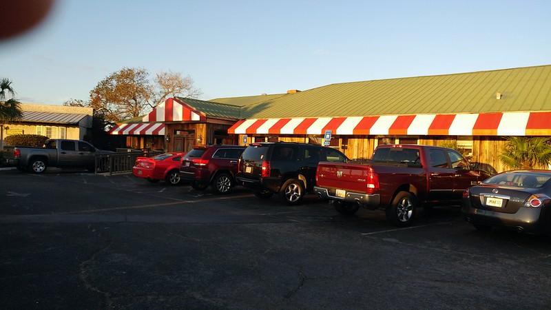 Marshside Grill, Brunswick, GA