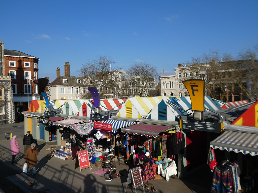 Norwich Outdoor Market