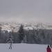 Výhled na Horní Hanychov z Liberecké sjezdovky