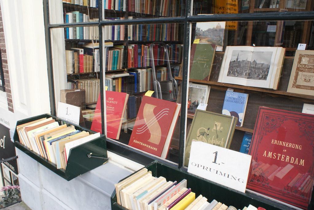 Librairie et antiquaire Antiquariaat Brinkman à Amsterdam
