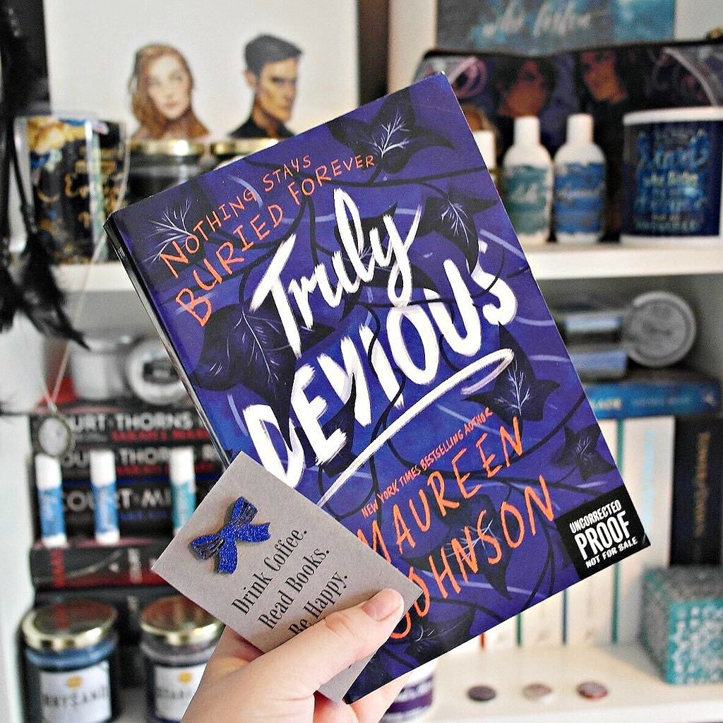 Review: Truly Devious by Maureen Johnson