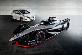 180306 Formula E Unveil Geneva
