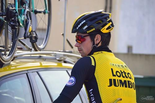 Primoz Roglic, LottoNL-Jumbo (Spain, 2018)
