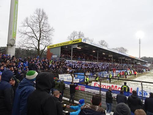 SV Meppen 1912 0:2 F.C. Hansa Rostock