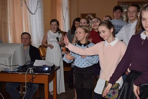 Новорічно-розважальна програма «Джаз, блюз, лідер+» 19.12.17