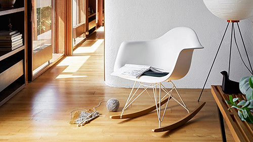 eames chair design