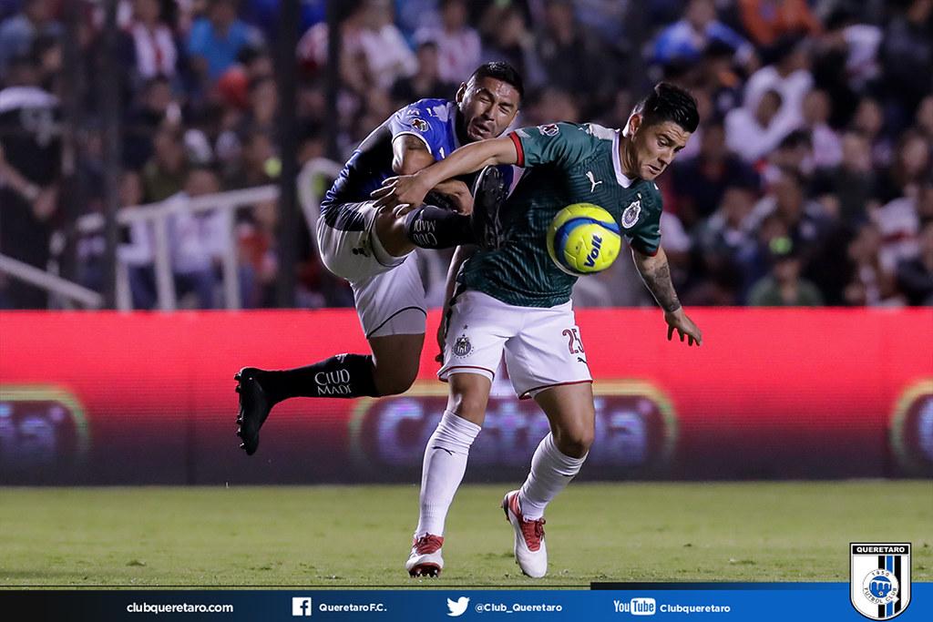 Gallos vs Chivas | C2018