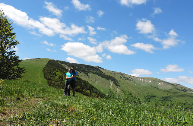 Hiking to Krížna, Great Fatra National Park, Slovakia