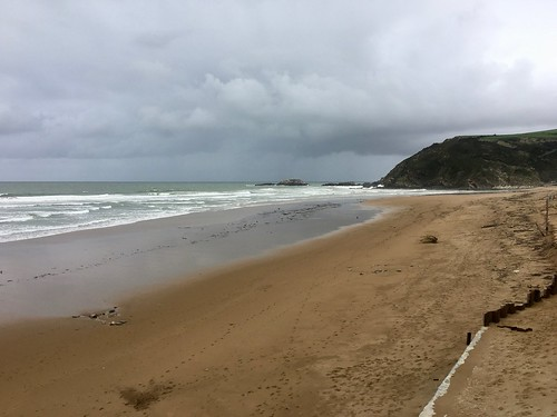 Tiempo de hoy al medio dia en la playa de Zaarutz