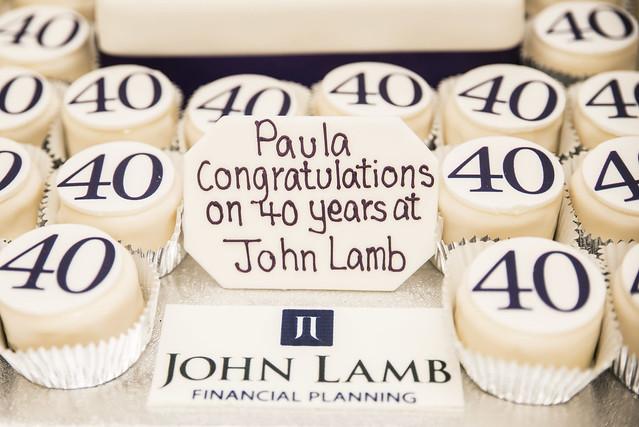 Paula Steele's 40th Anniversary Party