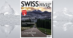 SWISSmag 12 - jaro/léto 2015