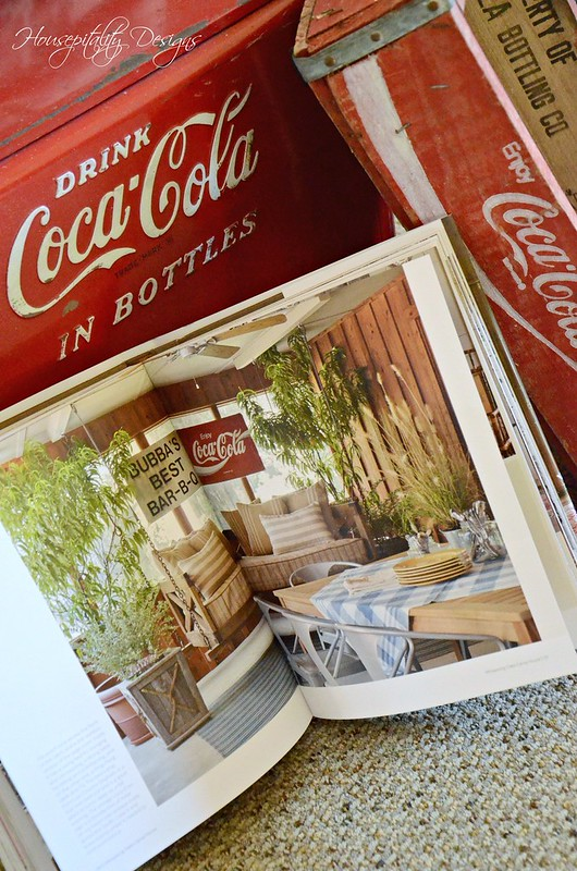 Vintage Coca-Cola-Housepitality Designs