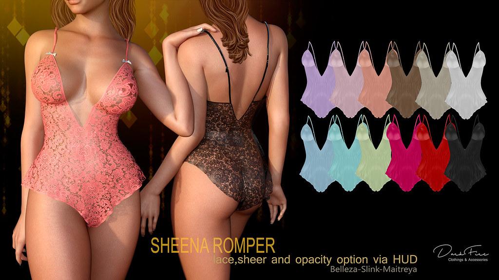 Shenna-Romper - TeleportHub.com Live!