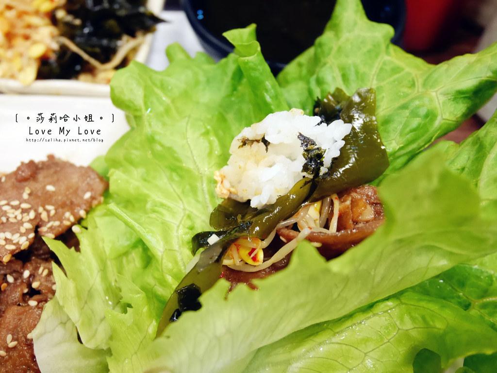 台北信義區莊敬路好吃韓國料理逢香豆腐鍋 (14)