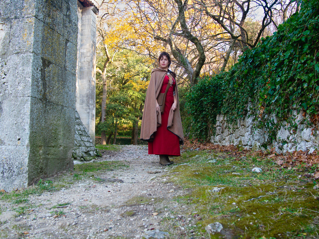 related image - Shooting Médiéval - Orena Costume - Val des Nymphes -2017-12-23- P1100607