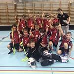 Teamfotos Junioren E 2017/18