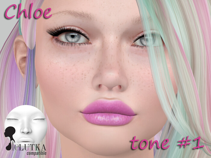 Cheap & Chic! -Chloe tone #1- skin applaier LeLutka