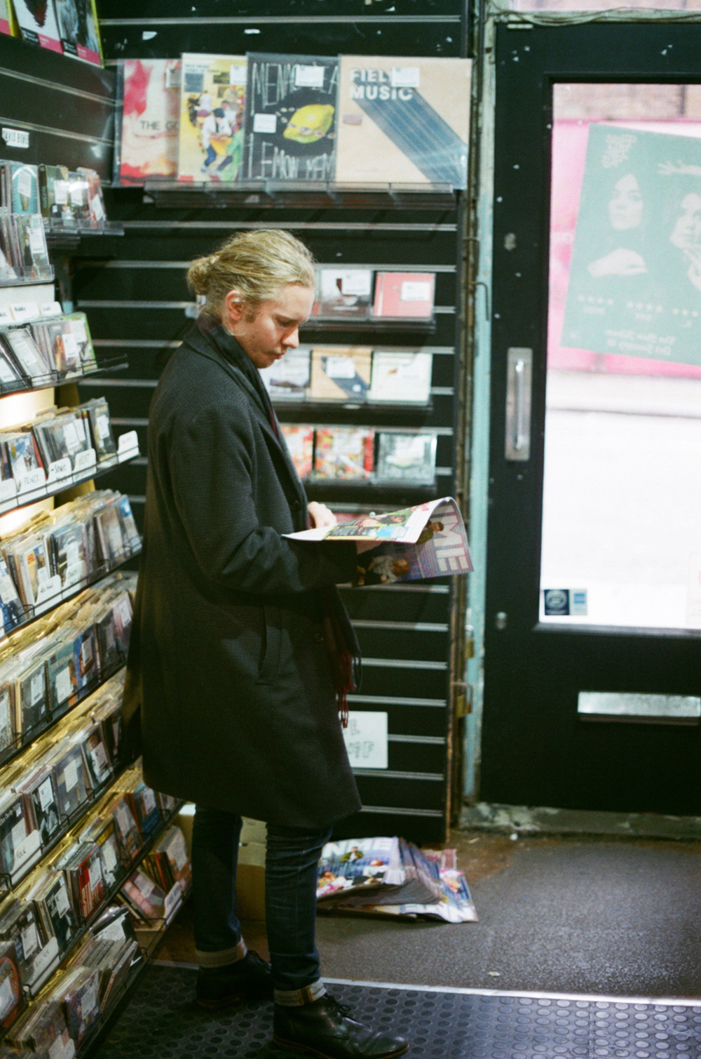 Record Shopping With.. Islands