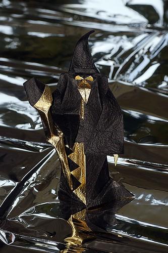 Origami Wizard (Takashi Hojyo)