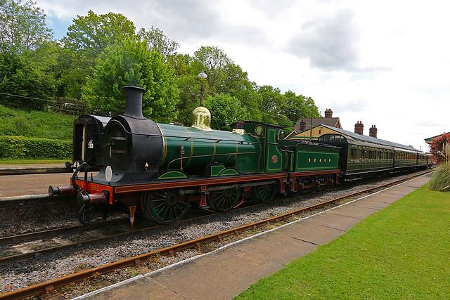 SE&CR C Class 592