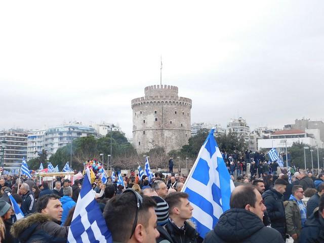 Makedonia is Greek