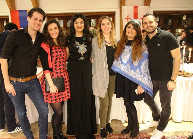 South Caucasian Regional Day at Natolin 2018