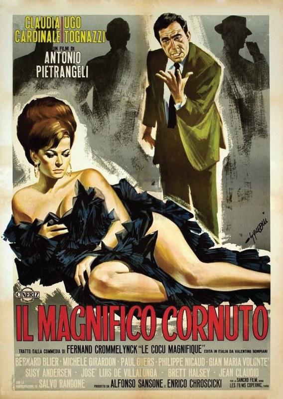 Il Magnifico Cornuto - Poster 1