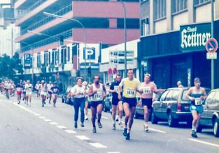 11.09.1988 Kölner Brückenlauf 15 km