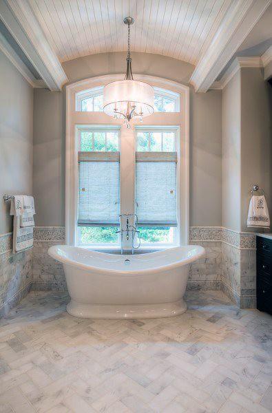 Top 50 Der Besten Badezimmer Decken Ideen – Schlichten Des… | Flickr