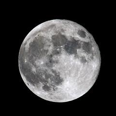 Super Blue Moon, 2018