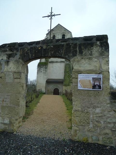 Eglise Saint Léger la Pallu 12/01/2018