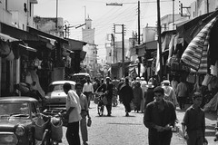 Long Ago In Morocco With Monochrome