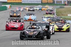 Lotus Cup Europe - Start