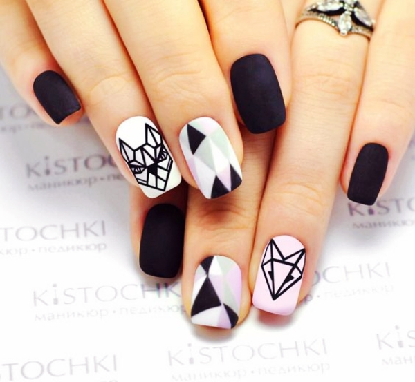 Tough Paint Nail Art 2018 Nails Designs For Teens