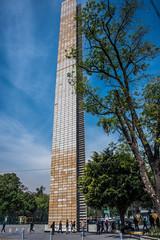 2018 - Mexico City - Estela de Luz (Pillar of Light)