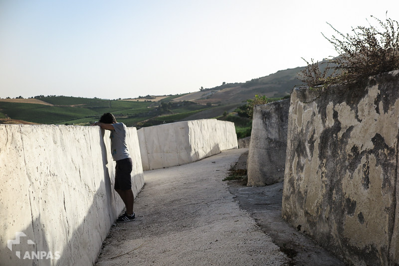 """VIDEODOC Anpas: """"Ognuno ha bisogno del proprio simile"""" - Il terremoto di Gibellina e quel che resta"""