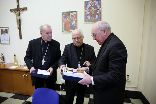 Ad limina visit of the Bishops of Slovenia