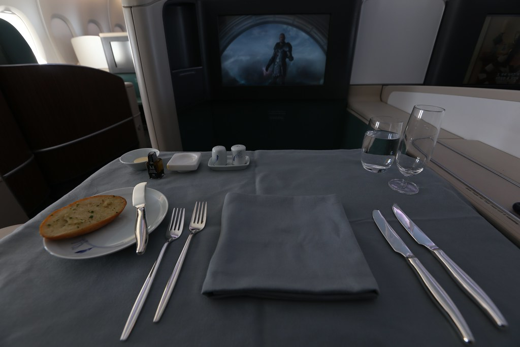 Korean Air A380 First Class 40