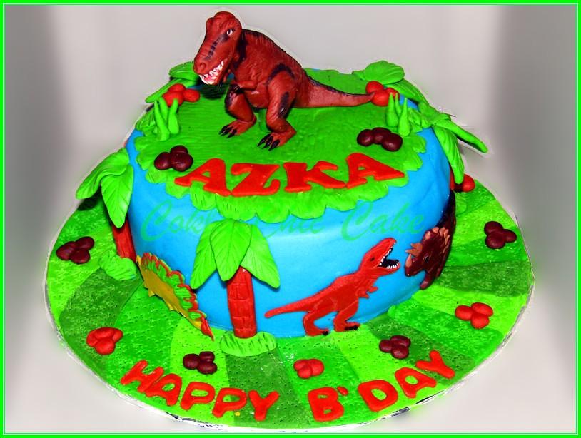 Cake TRex AZKA 15 cm