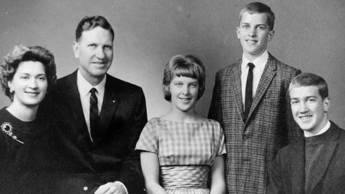 デヴィッド・リンチと家族