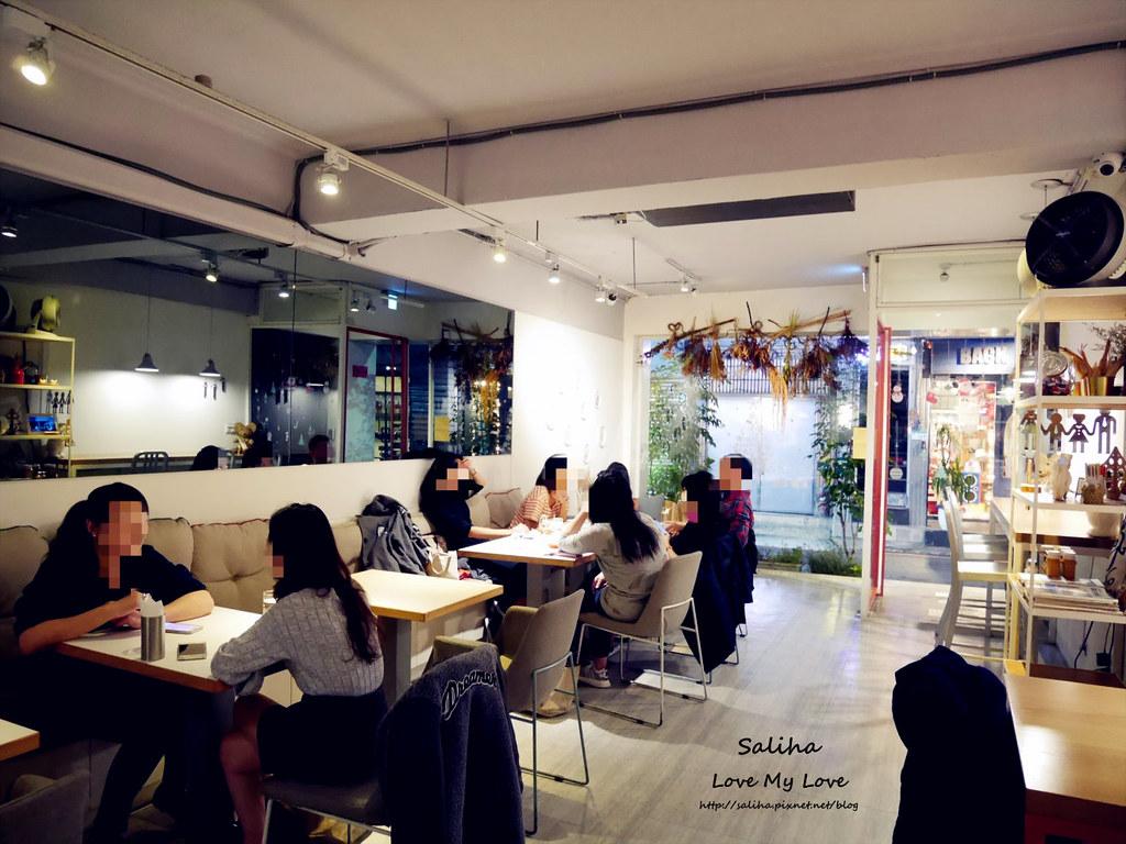 台北中山站義大利麵餐廳cafealamode (16)