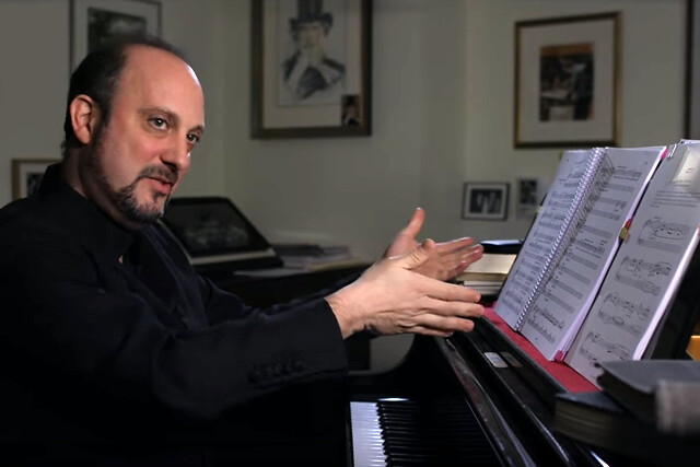 Alexander Joel explains the music of Verdi's Rigoletto