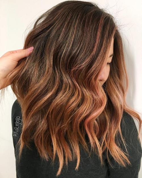 haircuts styles 20 must try balayage styles nails c 4607