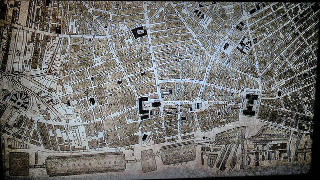 Late 19th century map of Liverpool-2