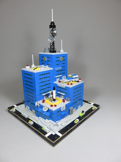 Micropolis Classic Space Tower