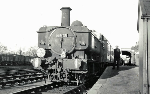 Abergavenny Junction (Dickie-Dai-Do)