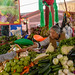 The grocer, Mercado Tlacolula por J Harwood Images
