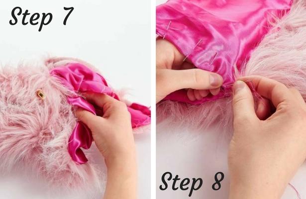 Steps 7 8