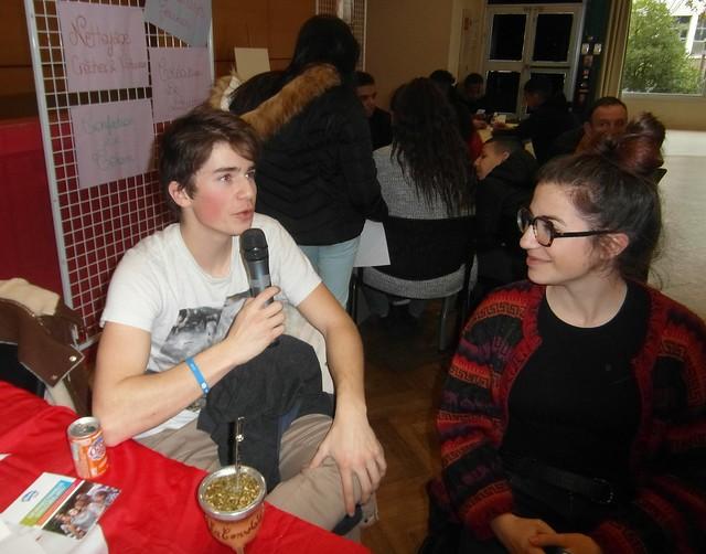 Valorisation de talents au Centre culturel et de la vie associative